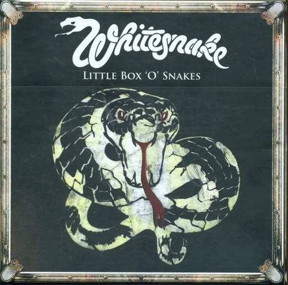 Whitesnake. Little Box 'O' Snakes. The Sunbrust Years 1978-1982 (2013)
