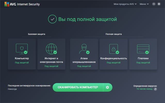 AVG Internet Security 19.5.3093 Final