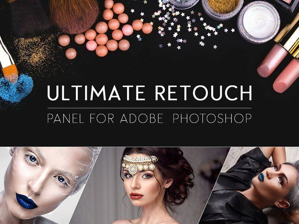Ultimate Retouch Panel 3.7.58 for Adobe Photoshop