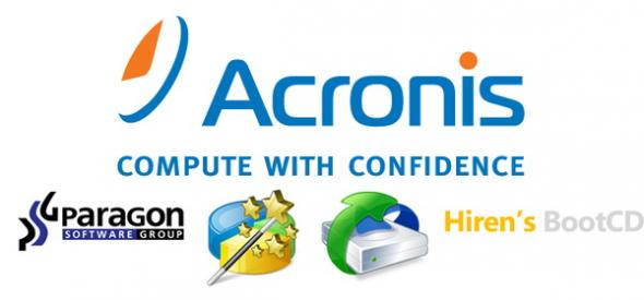 Acronis 2k10 UltraPack