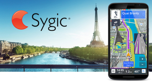 Sygic GPS Navigation 17.2.25 Build R-139796