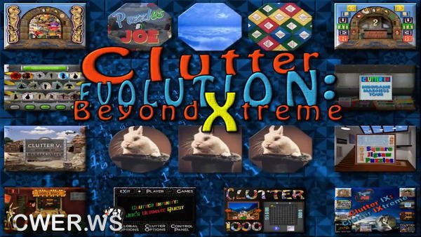 скриншот игры Clutter Evolution: Beyond Xtreme