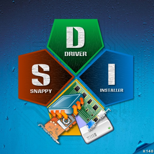 Snappy Driver Installer R140