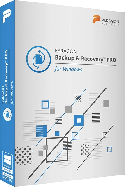 Paragon Backup & Recovery Pro