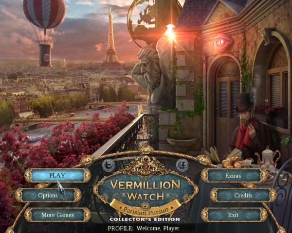 Vermillion Watch 6: Parisian Pursuit Collectors Edition