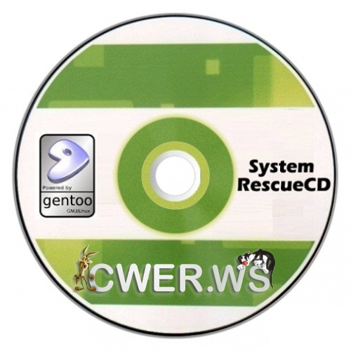 SystemRescueCD 3.5.0 Final