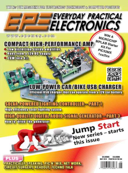 Everyday Practical Electronics №5 (May 2012)