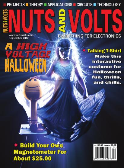 Nuts and Volts №9 (September 2012)