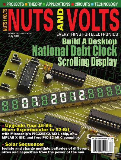 Nuts and Volts №7 (July 2012)